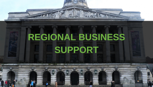 Regional business support