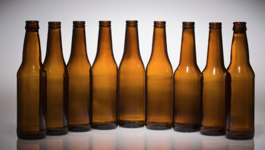 brown bottle collections
