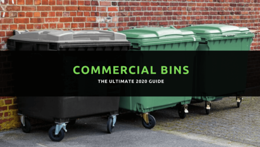 Commercial bins the ultimate 2020 guide