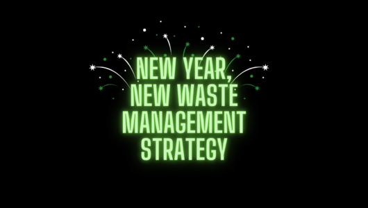 New year new waste management strategy