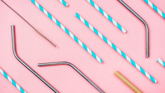 Eco sustainable straws