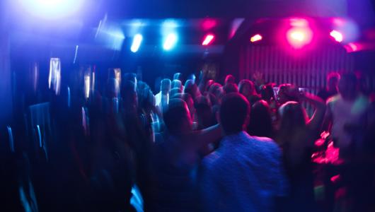 Nightclub waste